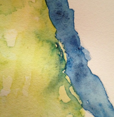 Arches smooth watercolour paper