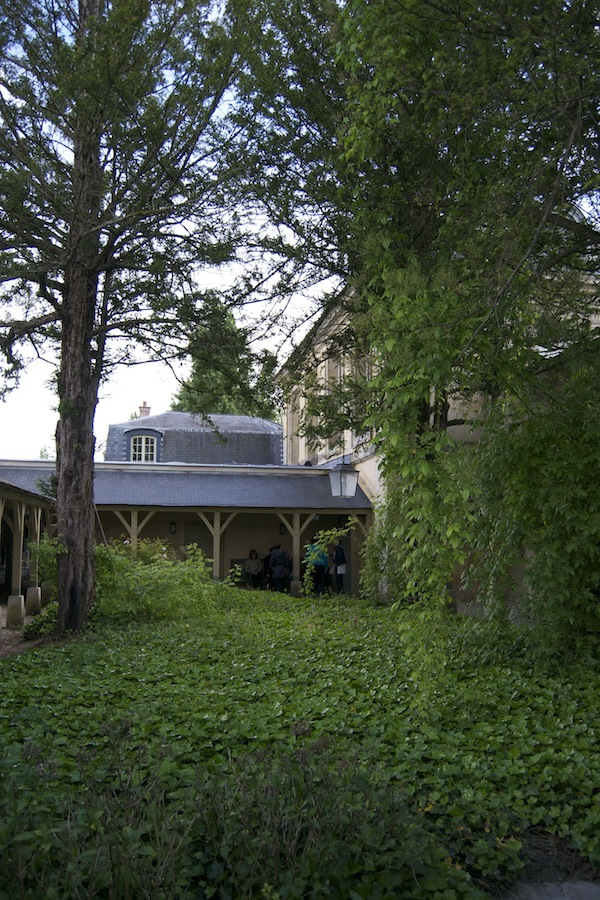 The cloisters at Petit Trianon - a charming place