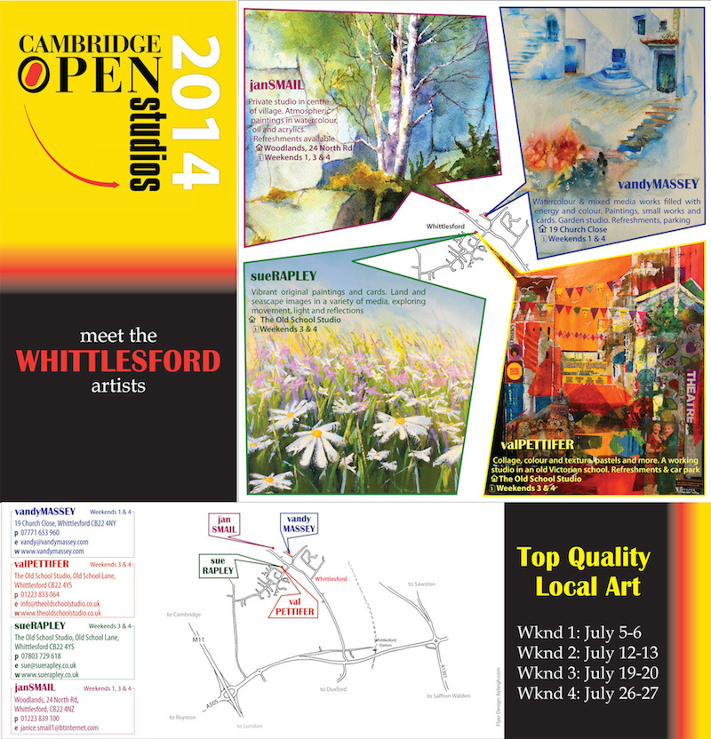 Whittlesford Art Events