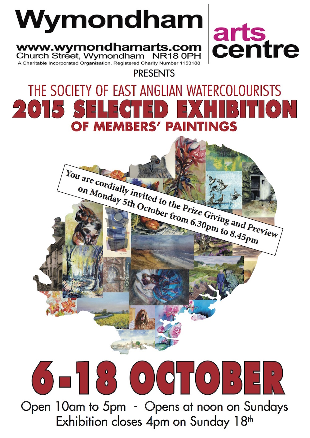 SEAW Selected Exhibition 2015