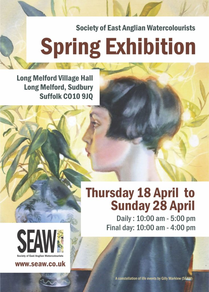 SEAW spring exhibition in Long Melford