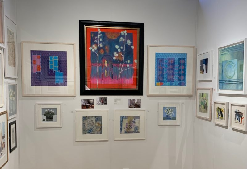 Paintings by John Crossley VPRWS, Janet Golphin RWS, Anne Marlow RWS and Jill Leman PRWS